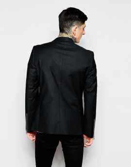 Bouble Fabric Blazer